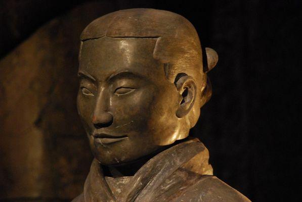 Terracotta Heer aus Xi'an Diener