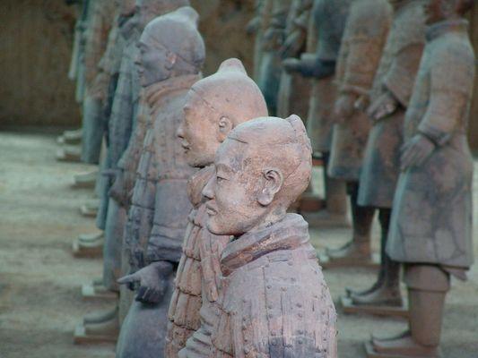 Terrakotta-Armee (Bing Ma Yong)
