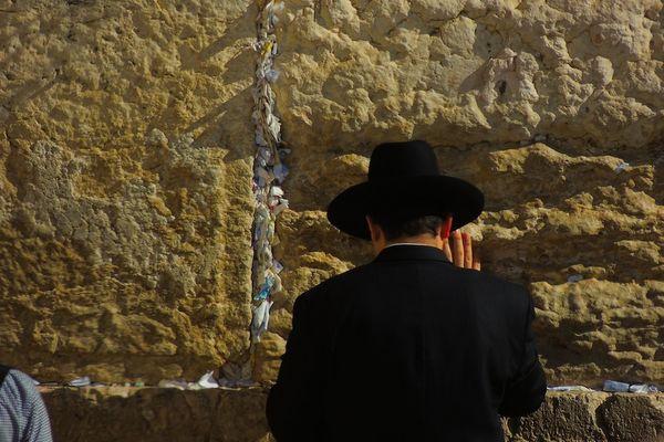 Terrasanta - il Muro del Pianto - 1