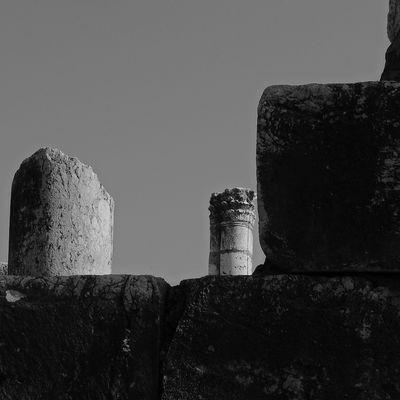 Terrasanta - Sinagoga di Cafarnao - 4