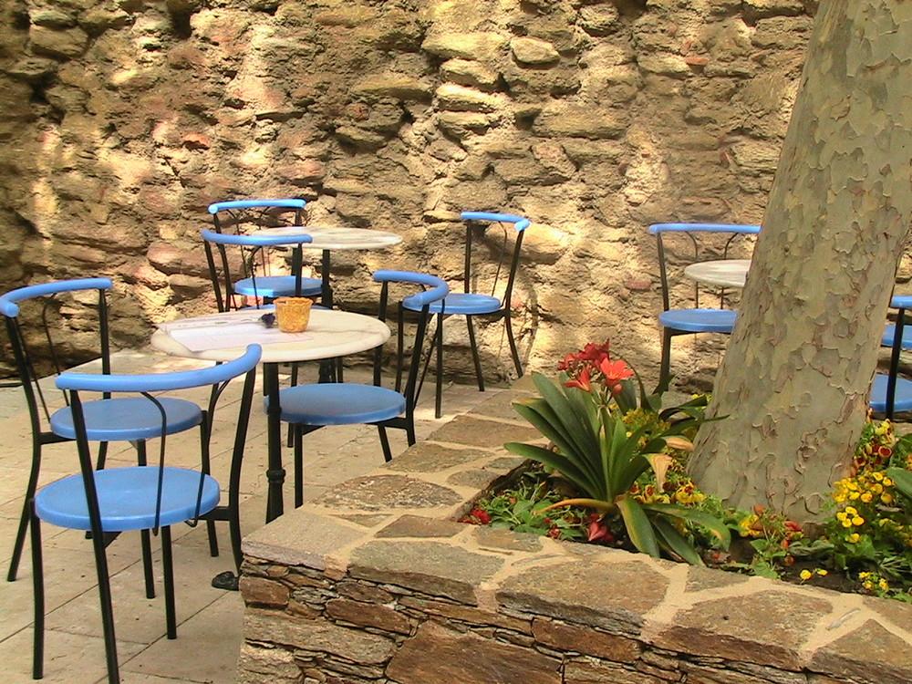 Terrasse (Bormes les Mimosa)