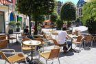 Terrasse d'été Rouen
