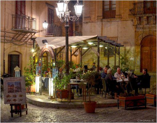 Terrasse en Sicile