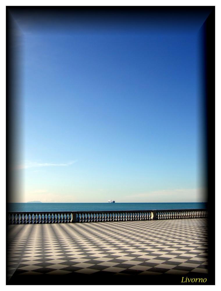 Terrazza Mascagni Livorno