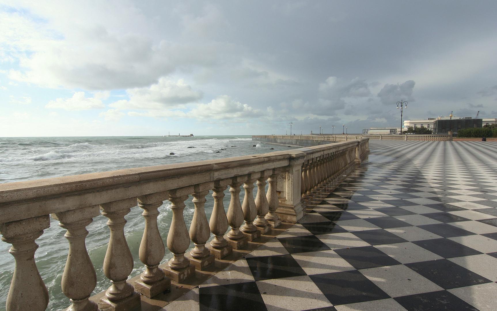 Terrazza Mascagni | Lungomare di Livorno