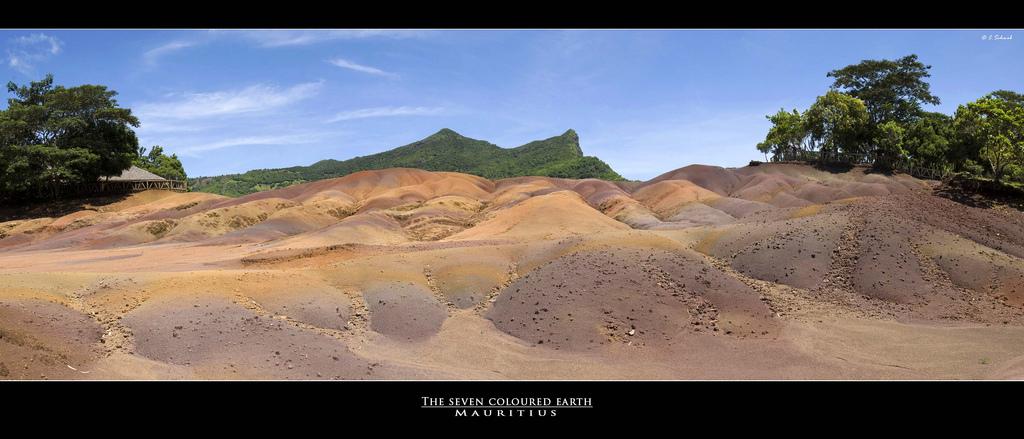 Terre des sept couleurs