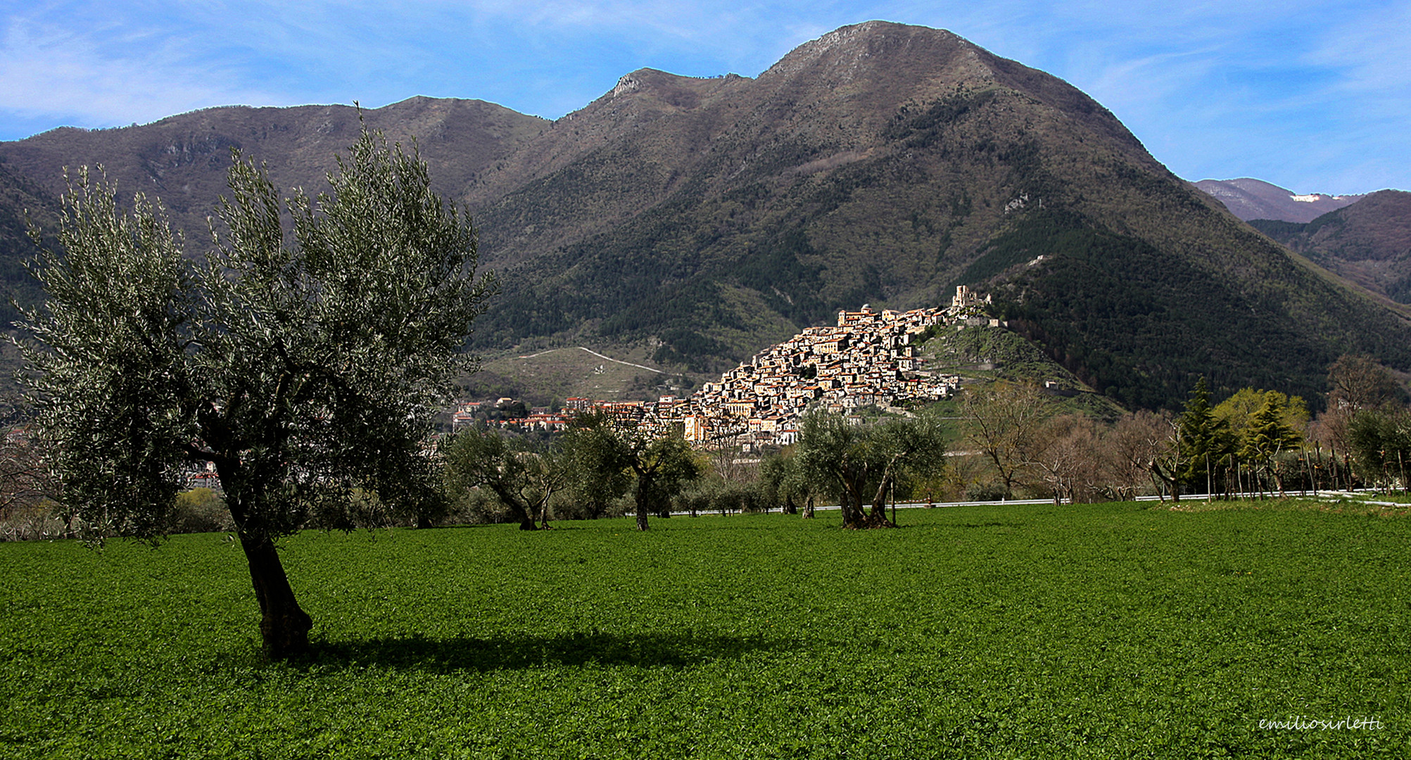 Terre di Calabria: la Piana di Morano