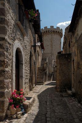 Terremoto in Abruzzo - Santo Stefano di Sessanio