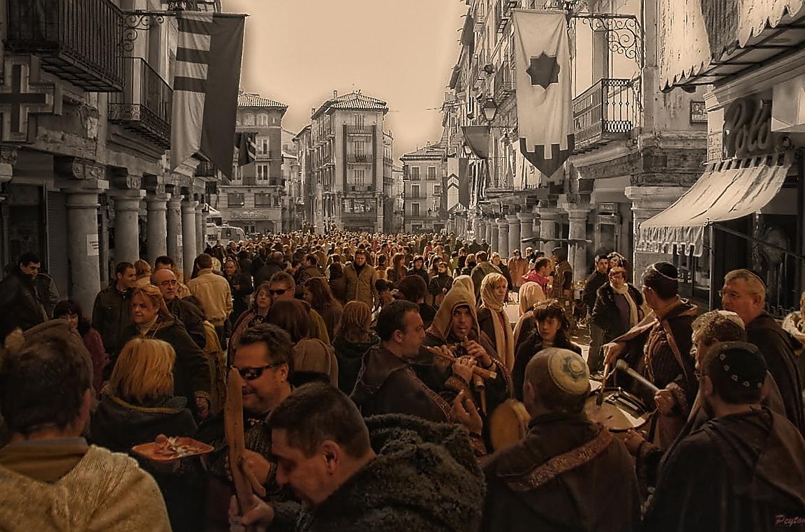 Teruel, ciudad de amantes.