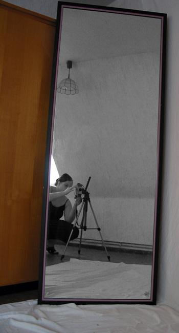 Testbild _oder_ Vorbereitungen für ein Shooting