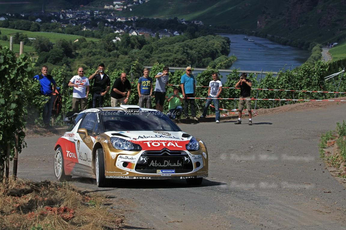 Testroad WRC 2013
