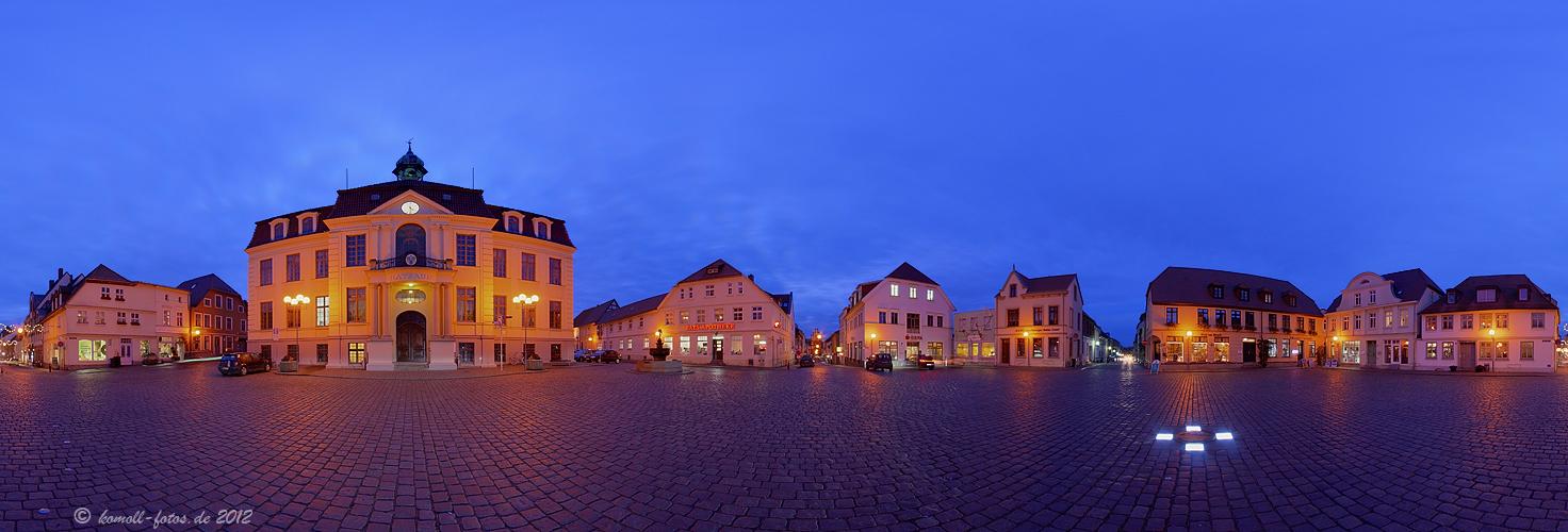 Teterow Rathaus