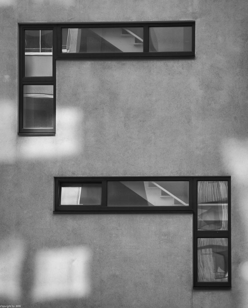 Tetris Fenster Baustein
