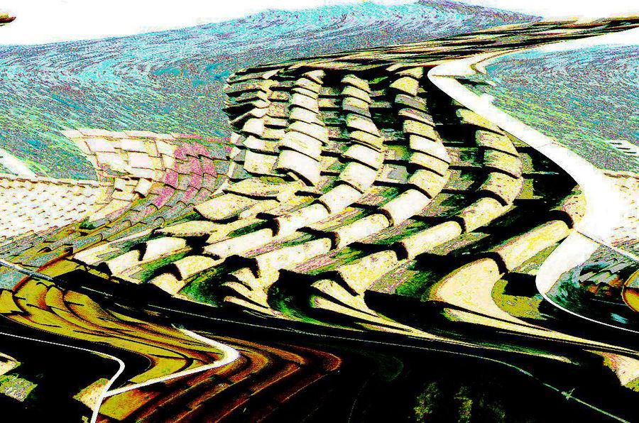 tetti in Valdinievole