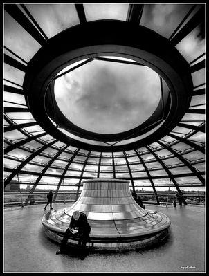 tetto del Reichstag