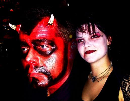 Teufel und Vampier
