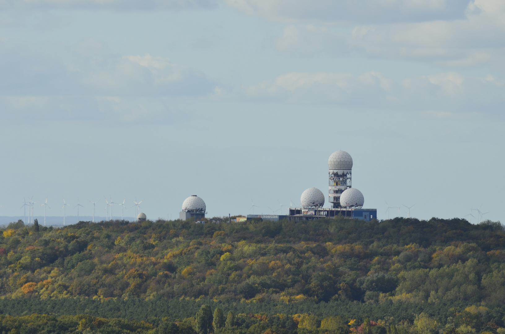 Teufelsberg Berlin – ehemalige NSA-Abhöranlage