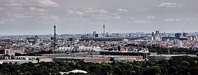 Teufelsberg ins Berlin