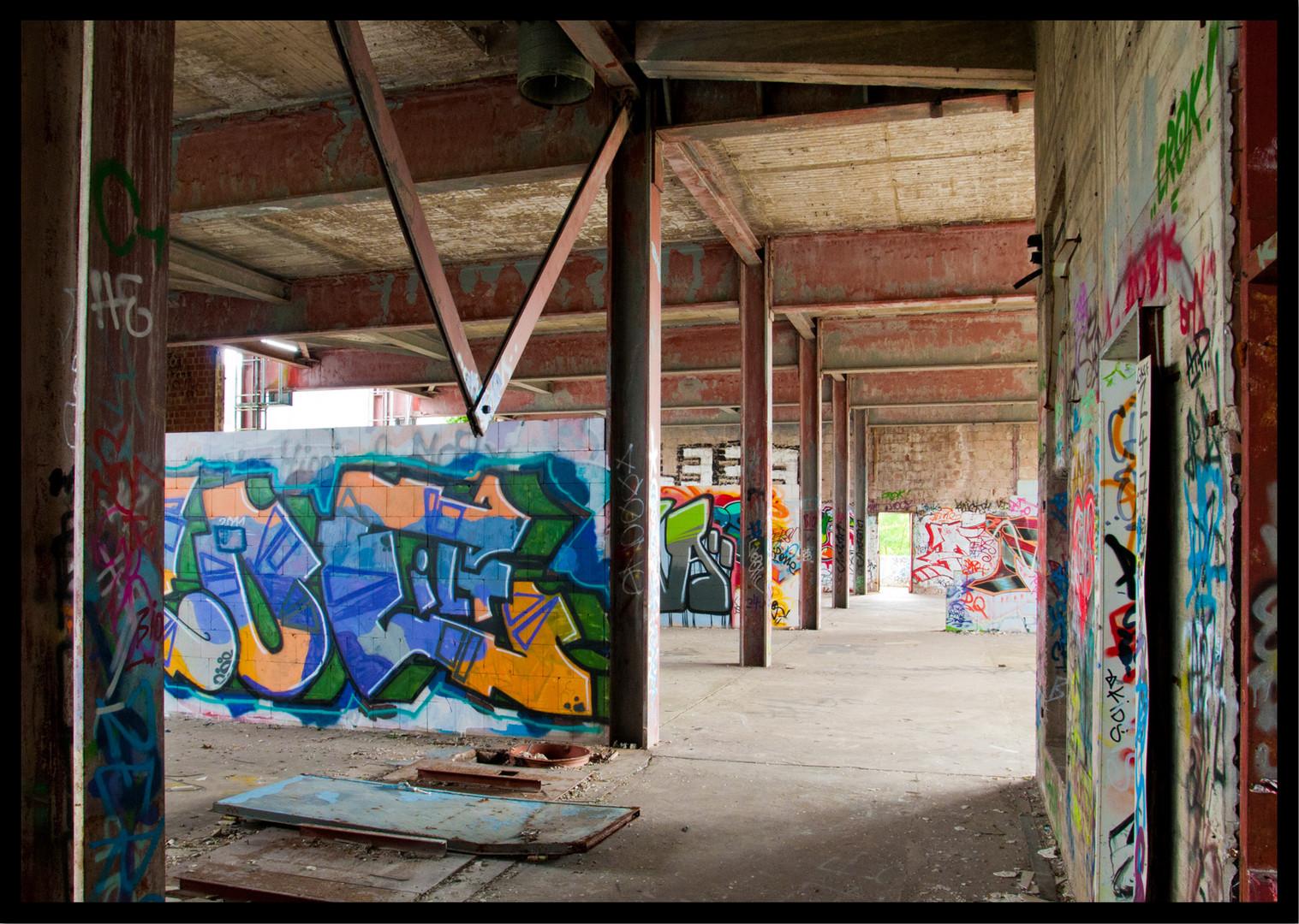 Teufelsberg-Ruinen... #02