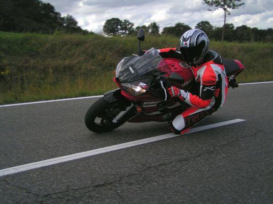 Teuflisch roter Reiter