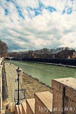 Tevere Roma part.1