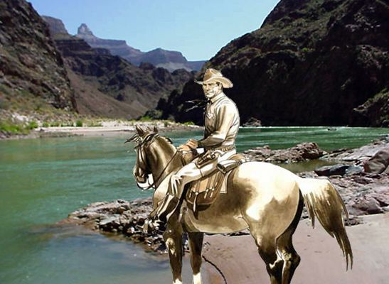 Tex e Colorado River