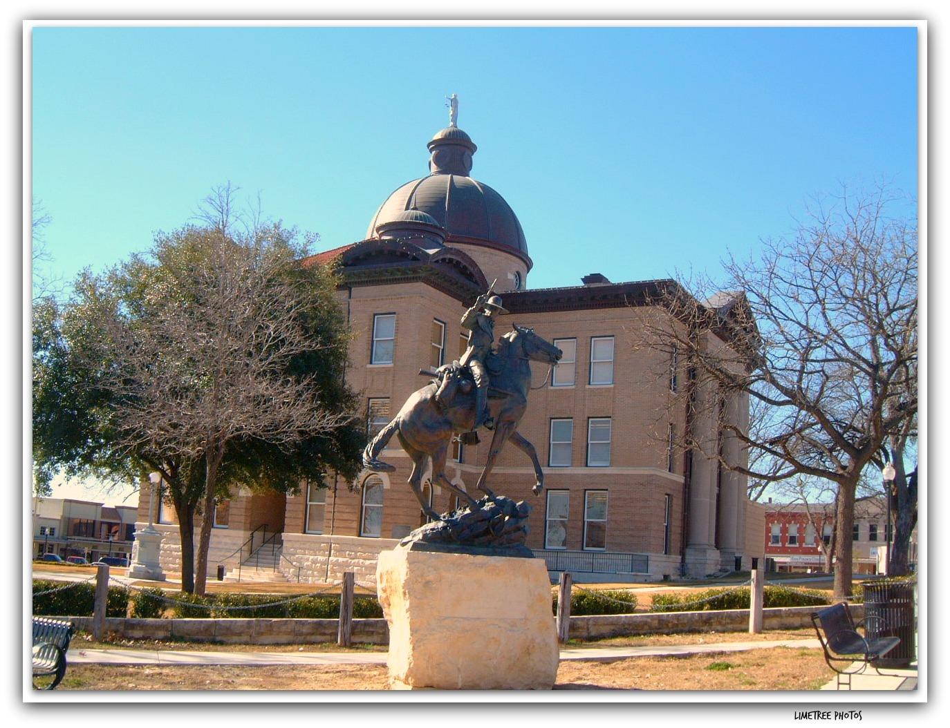 Texas Ranger in Lockhart