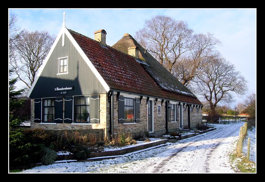 Texel im Winter