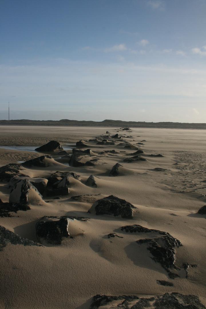 texel Sandfangdamm