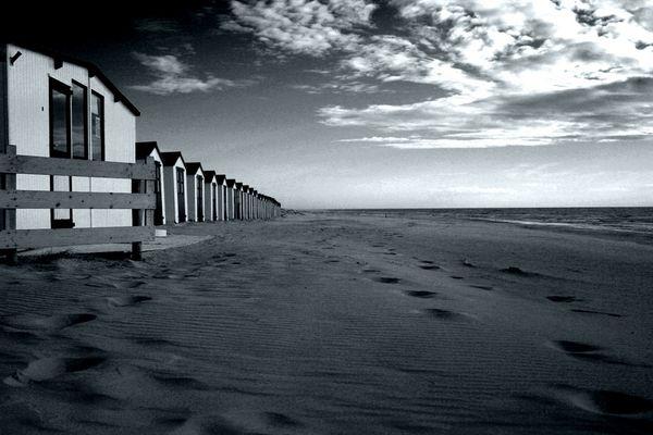 Texel Strandimpression
