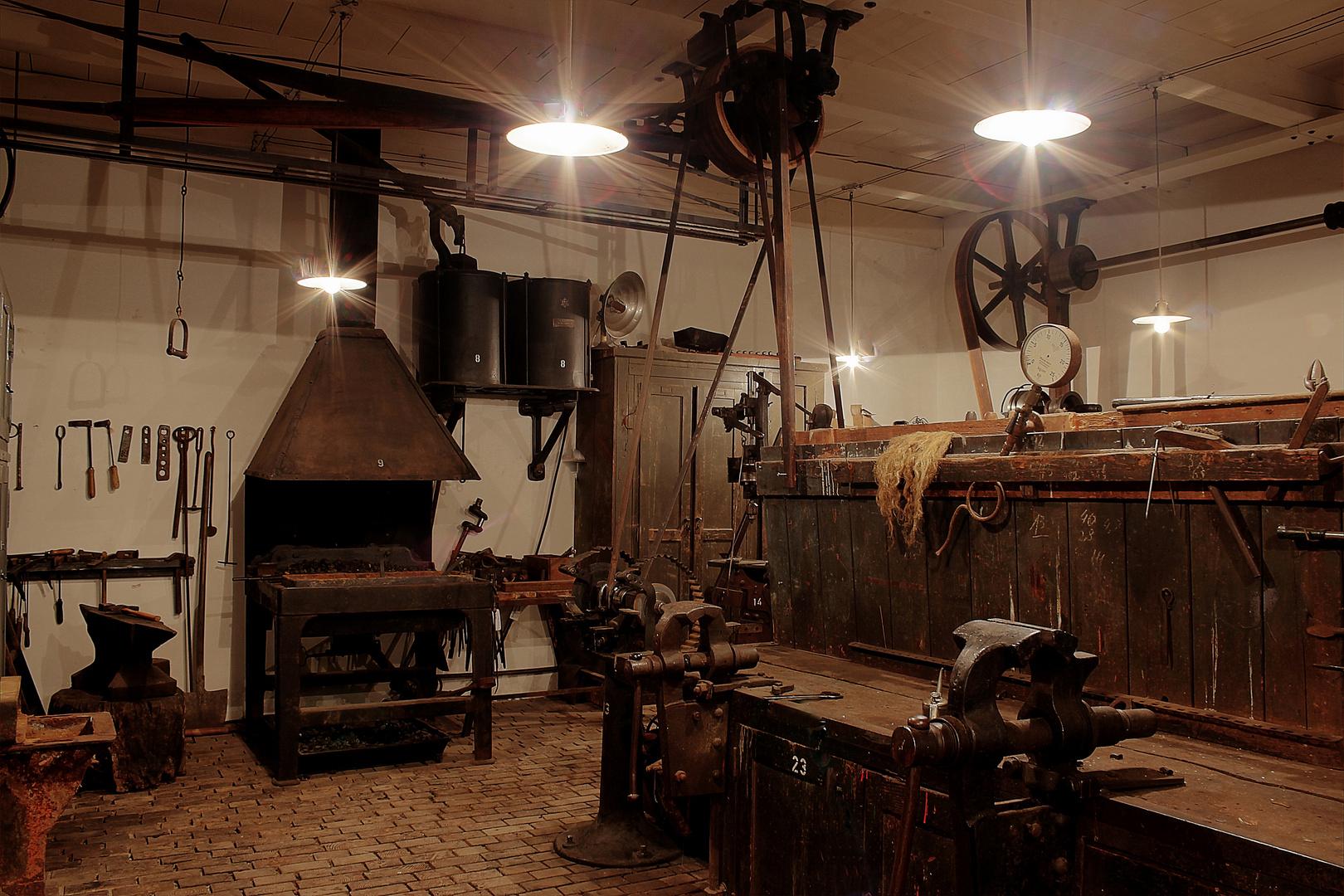 Textilmuseum Bocholt 1