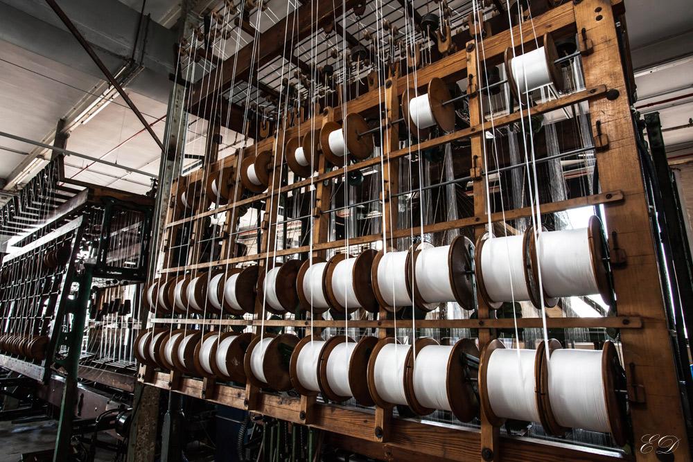 Textilwerk Bocholt 4 Spinnerei