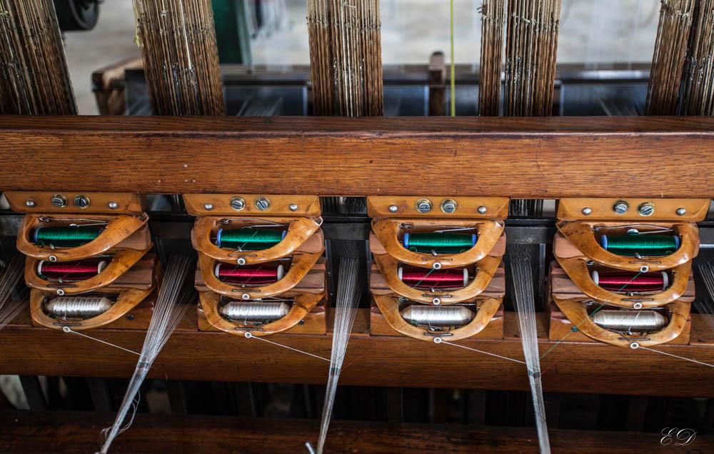 Textilwerk Bocholt 5 Weberei