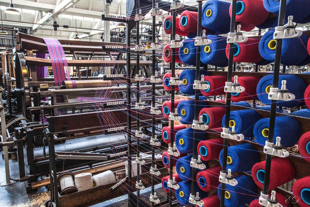 Textilwerk Bocholt 6 Weberei