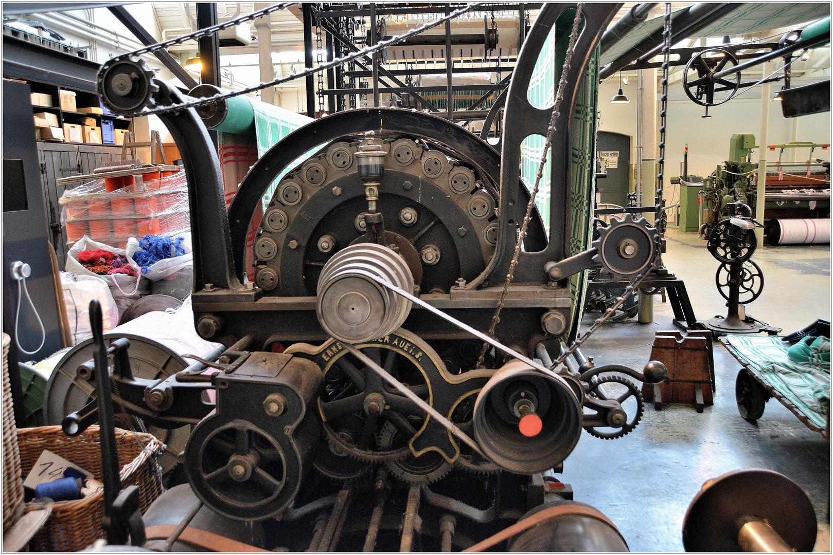 Textilwerke Bocholt - Weberei - (4)