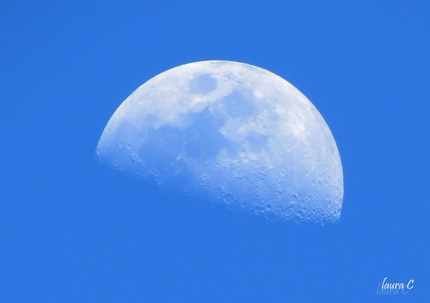 textura lunar