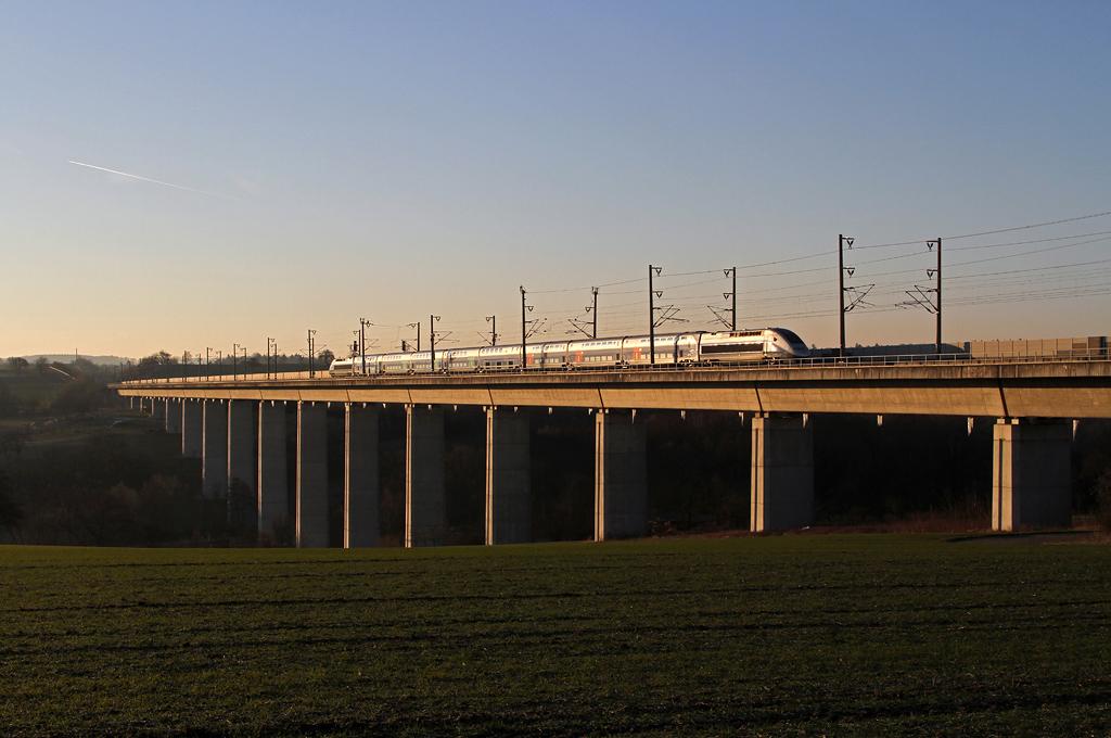 TGV im Streiflicht