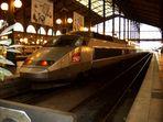 TGV in Paris-Nord