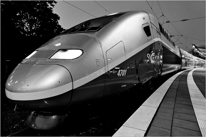 TGV - Nürnberg Hbf