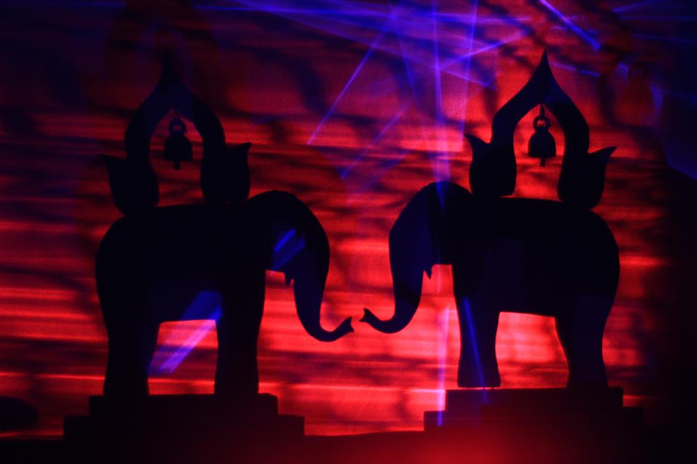 Thai Elephants