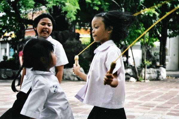Thai Jump zwei