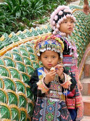 Thai Kinder .... Doi Suthep