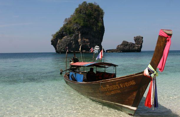 Thai Paradise Phi-Phi Island