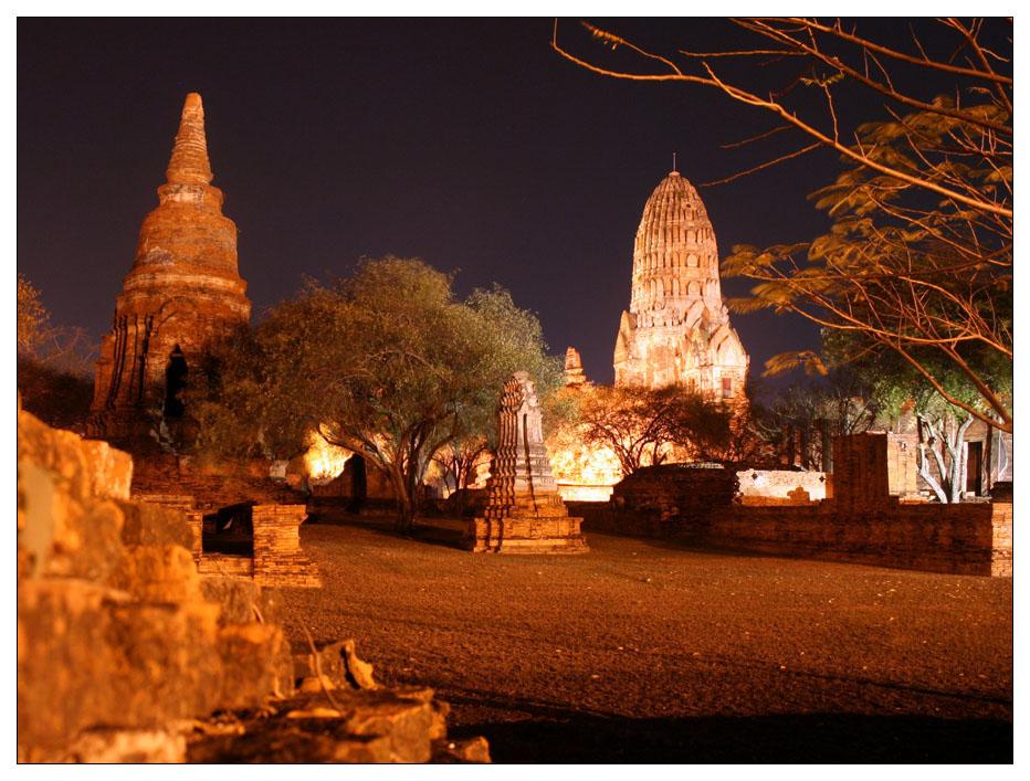 Thai-Ruin
