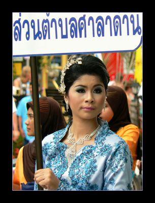 - Thai-Schönheit I -