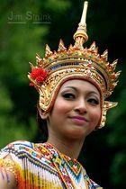 Thai-Tänzerin