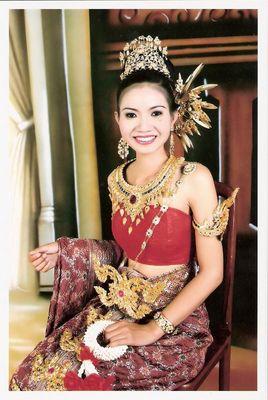Thai-Tracht
