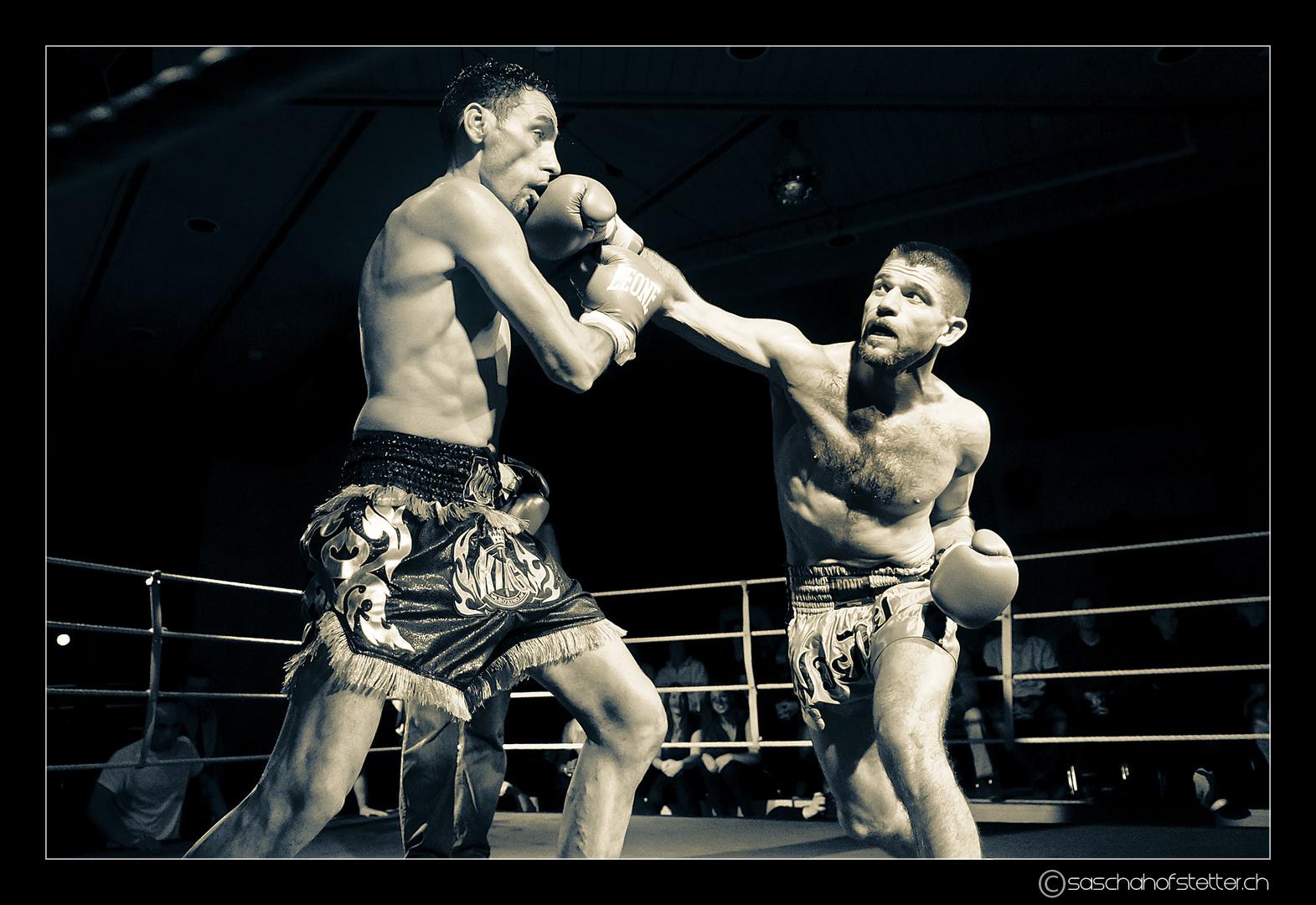 Thaibox Champ - Martino Ciano