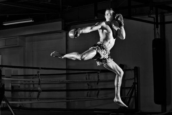 Thaiboxer III