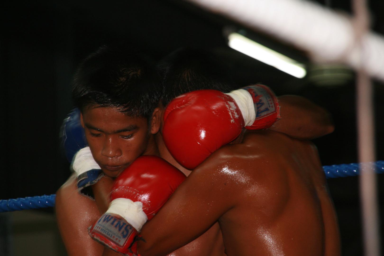 Thaiboxing IV